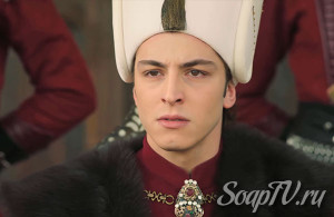 Султан Мустафа. Великолепный век: Кёсем. 25 серия