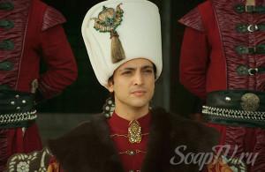 Султан Осман. Великолепный век: Кёсем. 27 серия