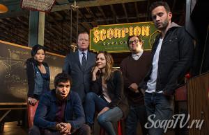 Скорпион 2 сезон