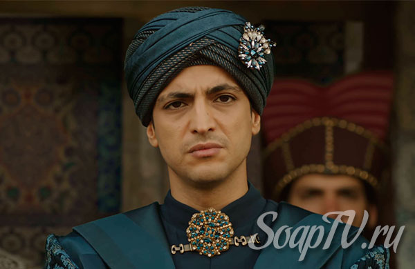 Султан Осман. Империя Кёсем. 29 серия