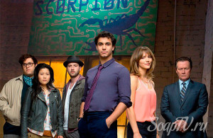 Скорпион 1 сезон
